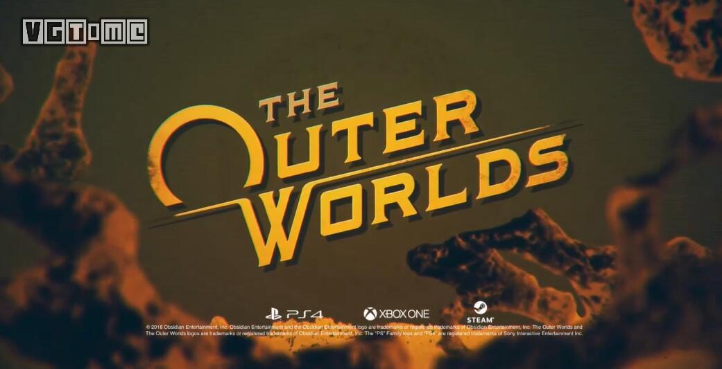 黑曜石新作《The Outer Worlds》公布
