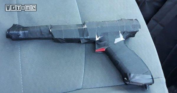 国外男子持任天堂光枪抢劫银行 被墨西哥警方当场抓获