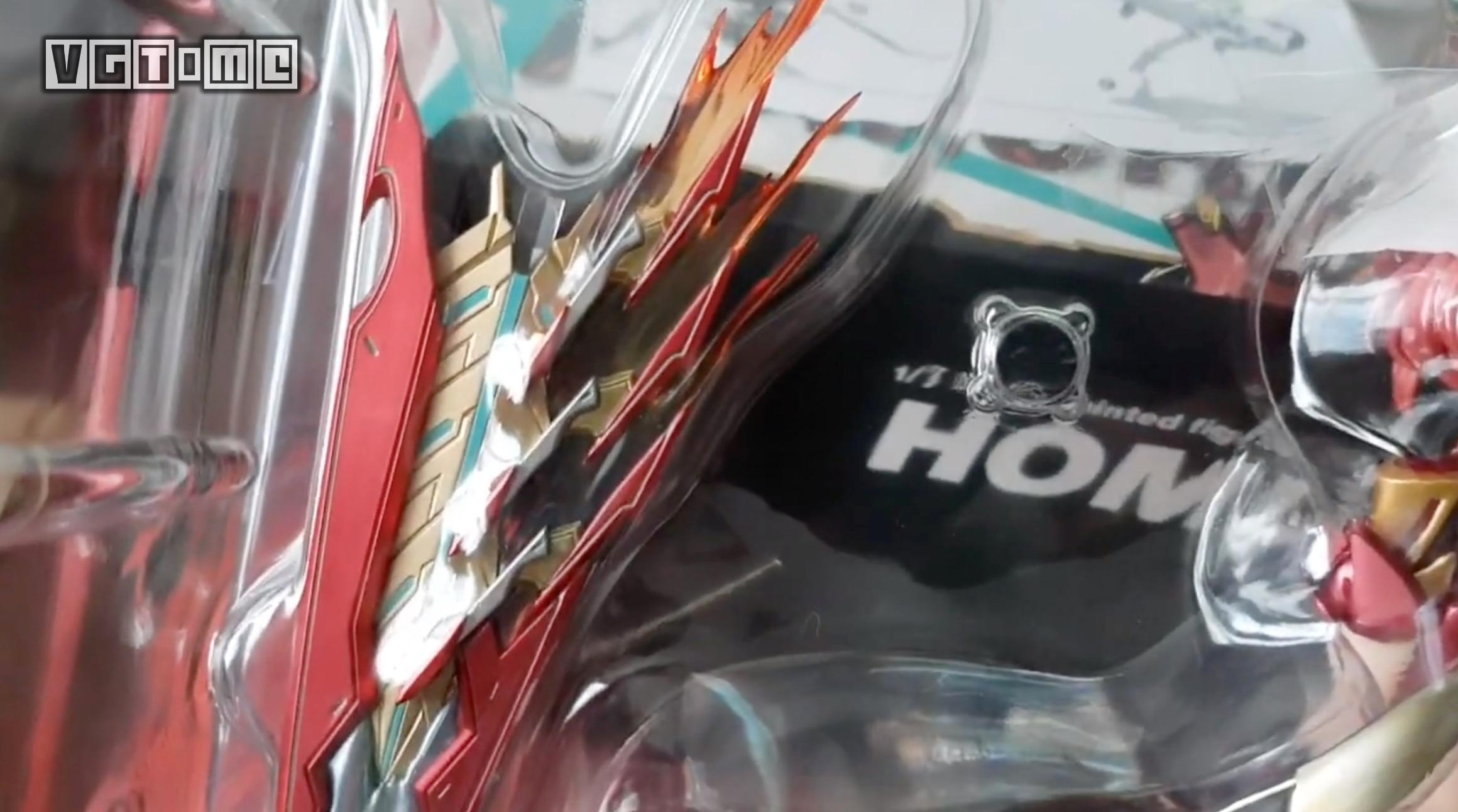《异度视频2》焰视频开箱手办:您的「吼姆拉」神剑鹿绘画图片