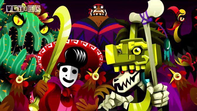 《墨西哥英雄大混战2》X1版发售日确定 支持XPA