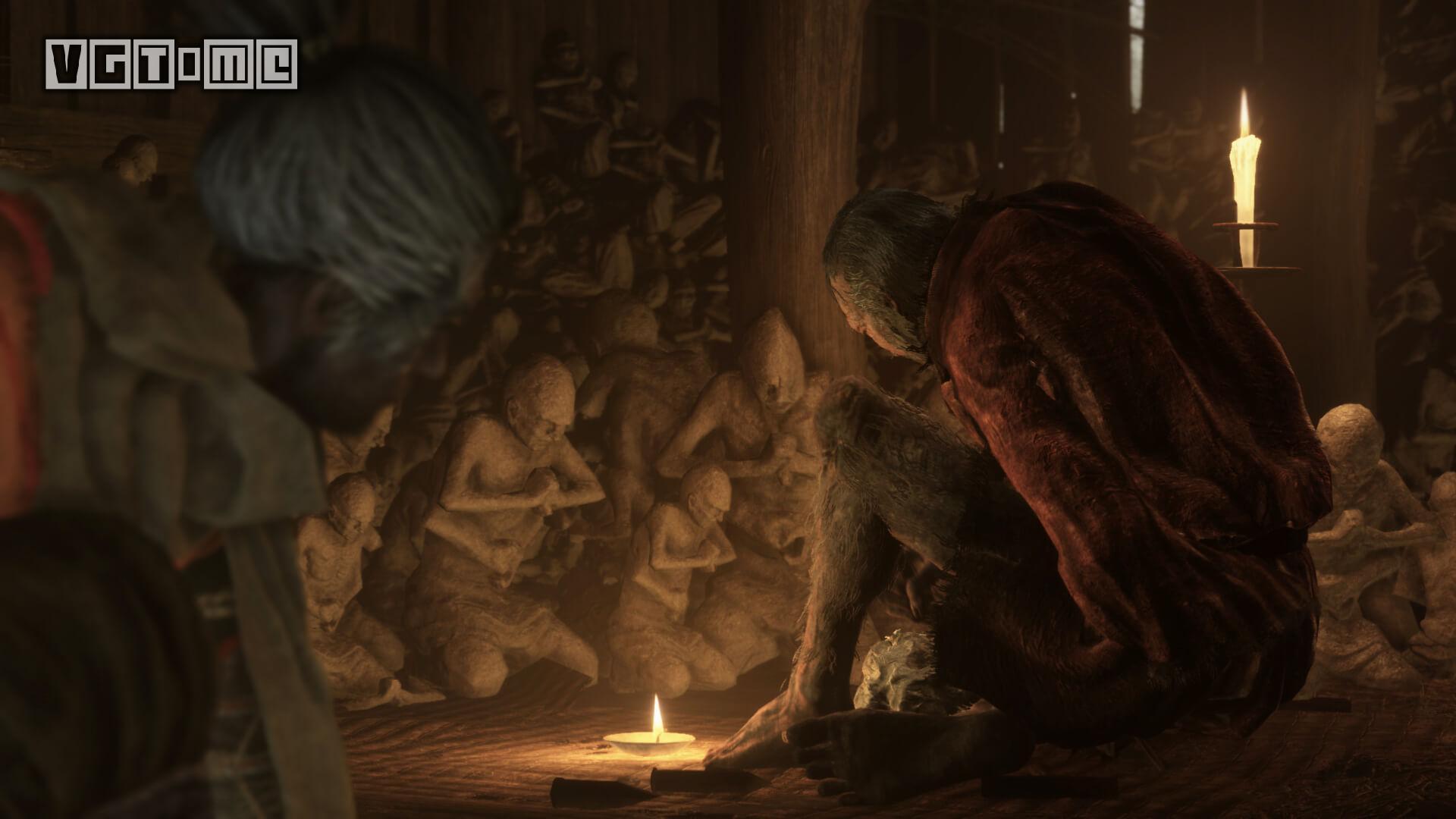 《只狼》将拥有营地区域,探索自由度超以往作品