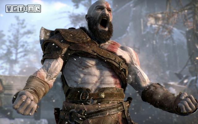DICE游戏大奖提名公布 《战神》狂揽12项提名