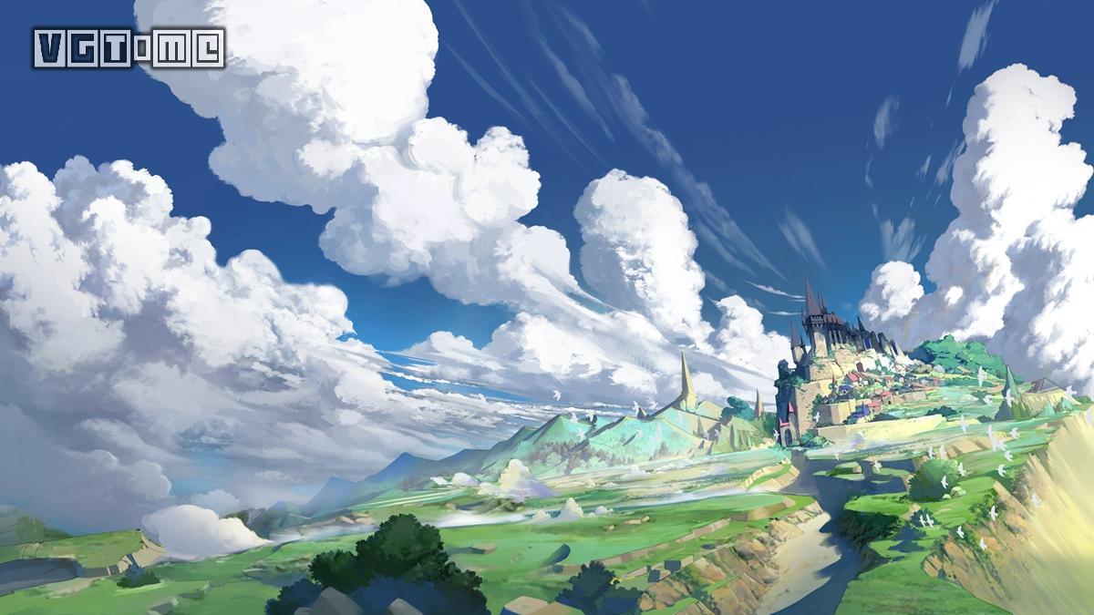 国产开放世界RPG《帕鲁瑞恩》2019年将与大家见面