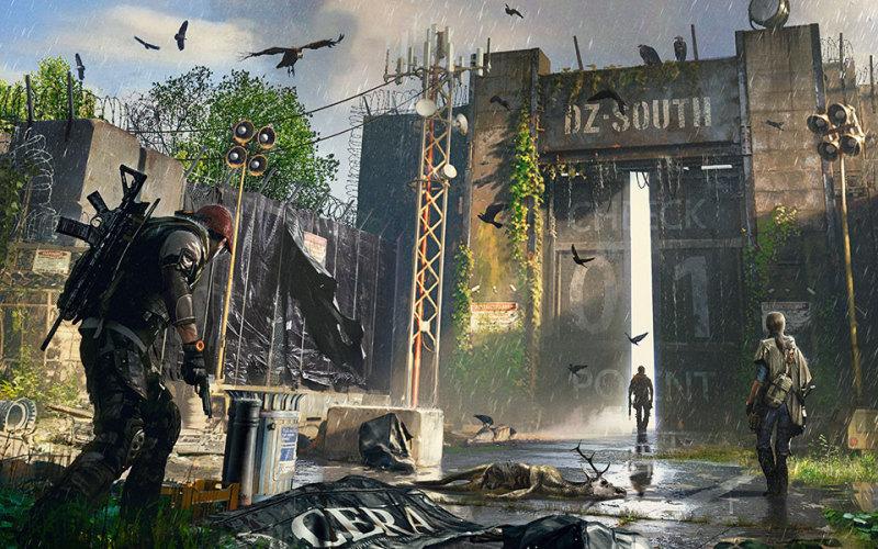 《全境封锁2》暗区试玩报告:黑暗森林变小了,也更阴森了