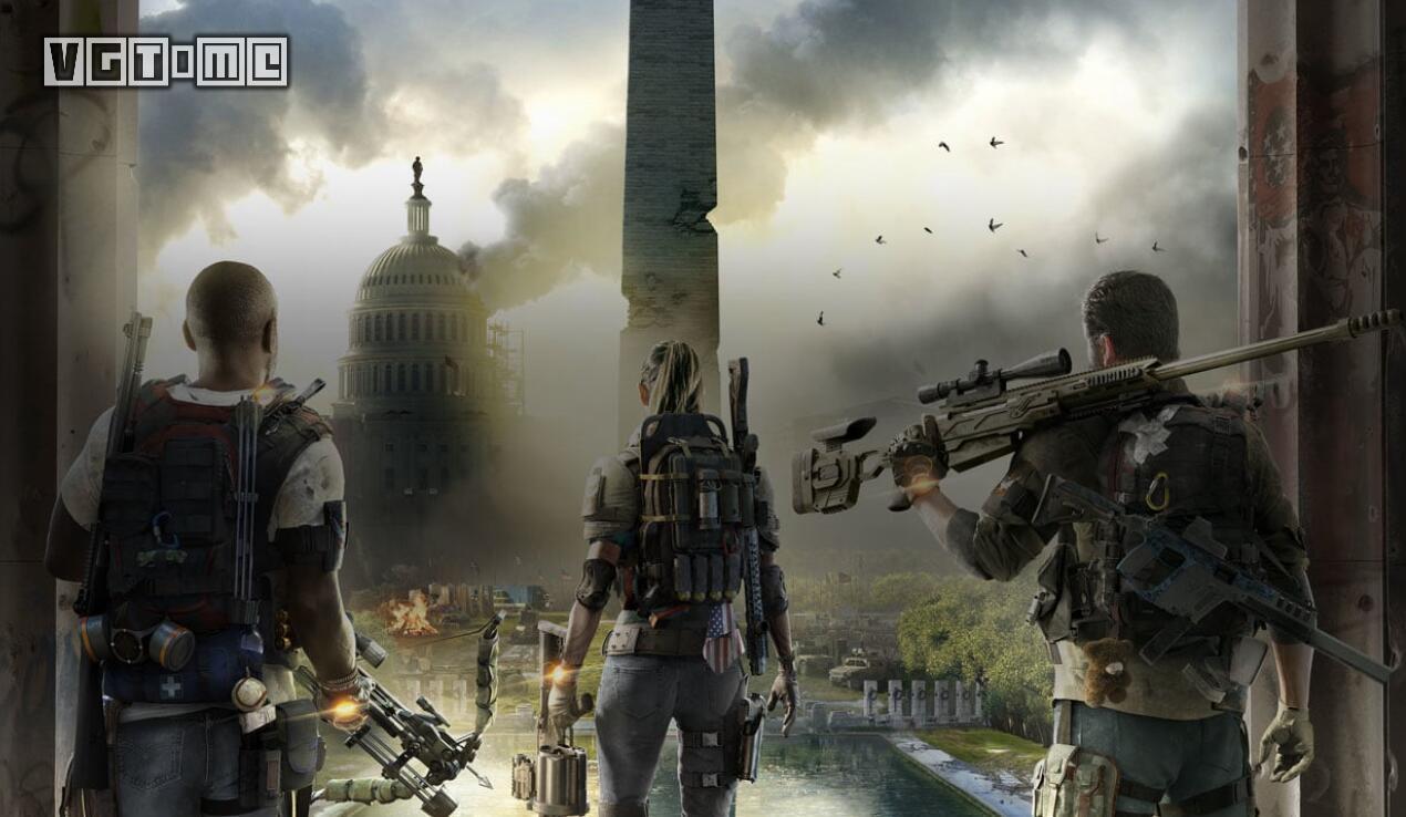 育碧:《全境封锁2》会关注玩家的反馈