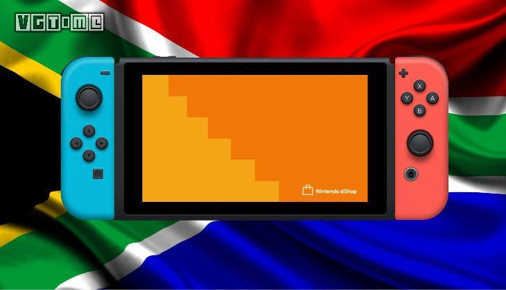 任天堂欧洲:南非区eShop第一方游戏和DLC将会涨价
