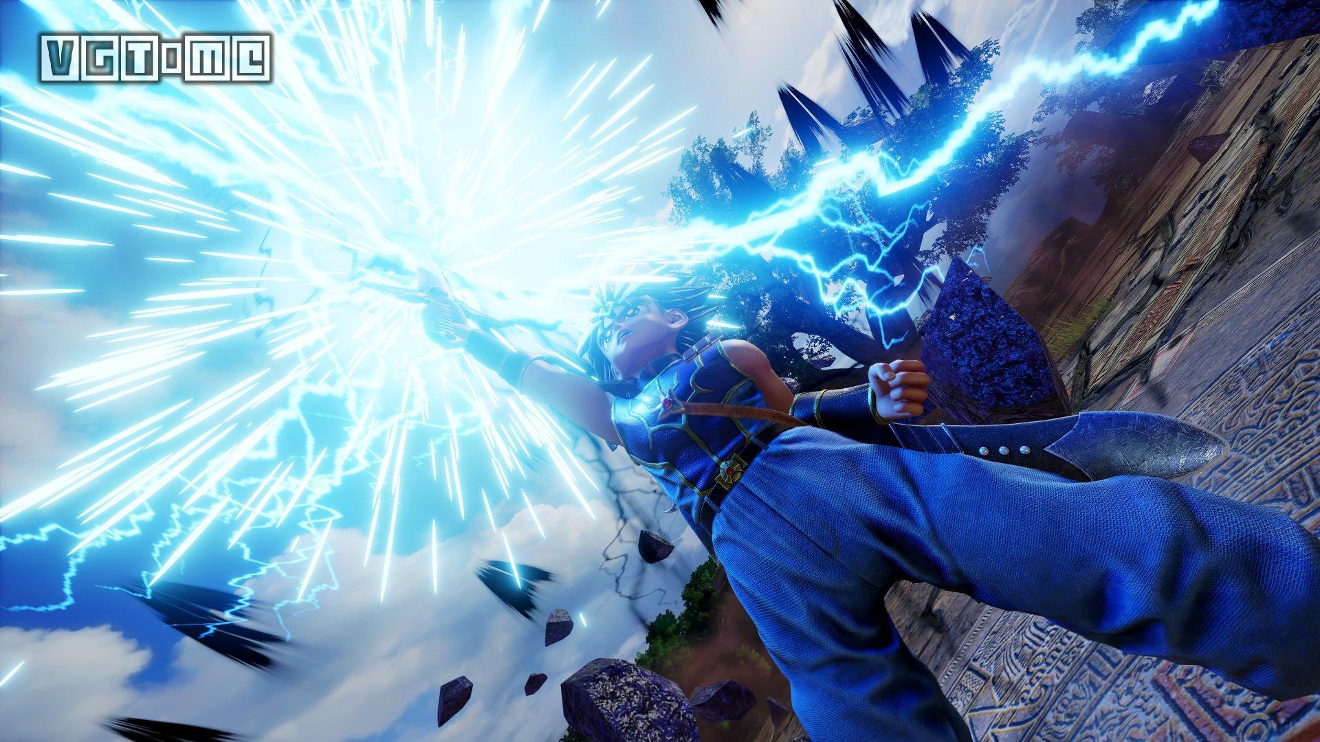 《Jump力量》龙骑士末裔达伊参战,公布大量高清截图