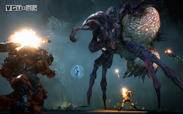 在公开试玩之前,Bioware将修复《圣歌》的大量Bug