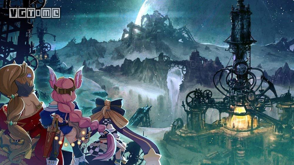 Fami通评分:《炼金术士之弧》31分
