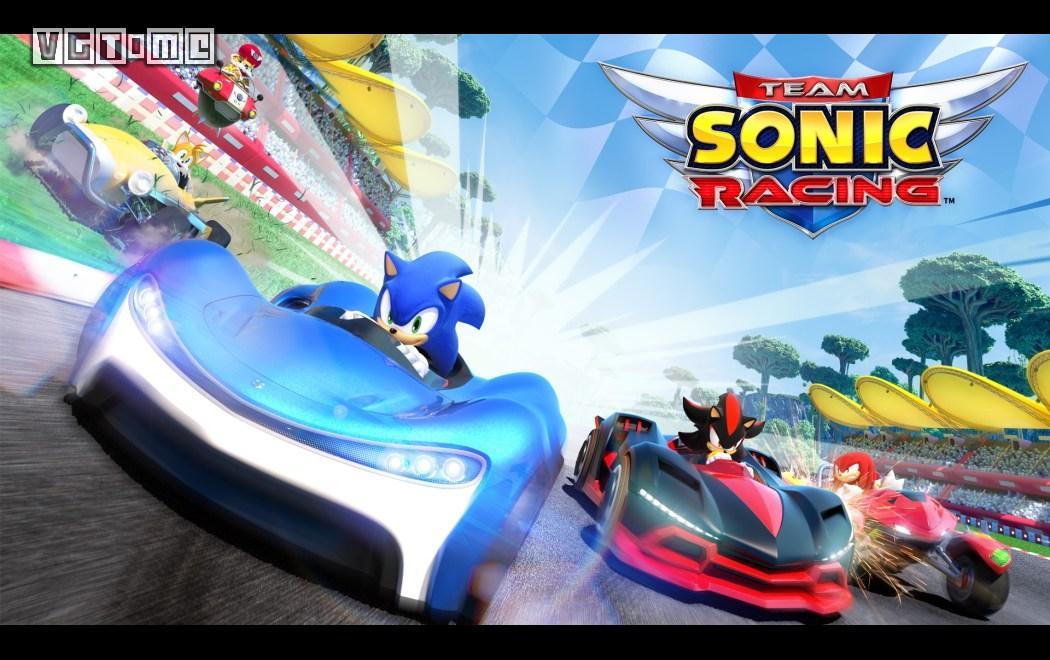 《索尼克团队赛车》中文版确定将于5月21日发售