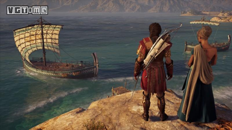 《刺客信条 奥德赛》将于本月添加新游戏+模式