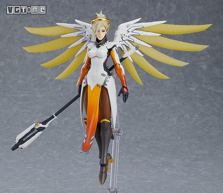 The watchman pioneer angel Figma will be launched in December