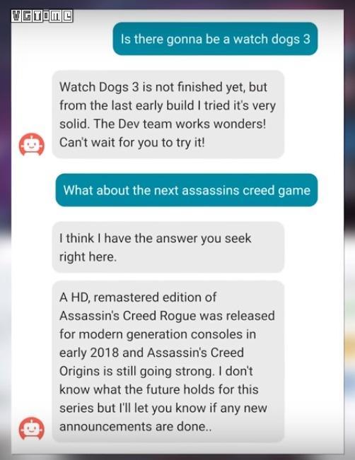 育碧注册新商标,暗示《看门狗3》登陆次世代有戏
