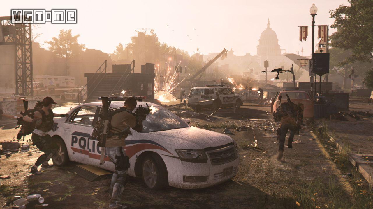 育碧解释《全境封锁2》缺席Steam平台的原因