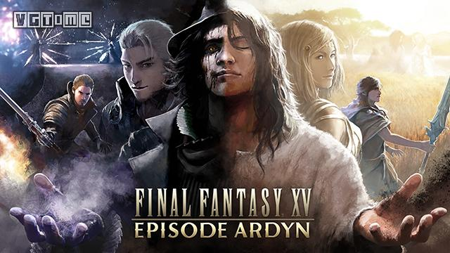 Final fantasy 15 YiTing