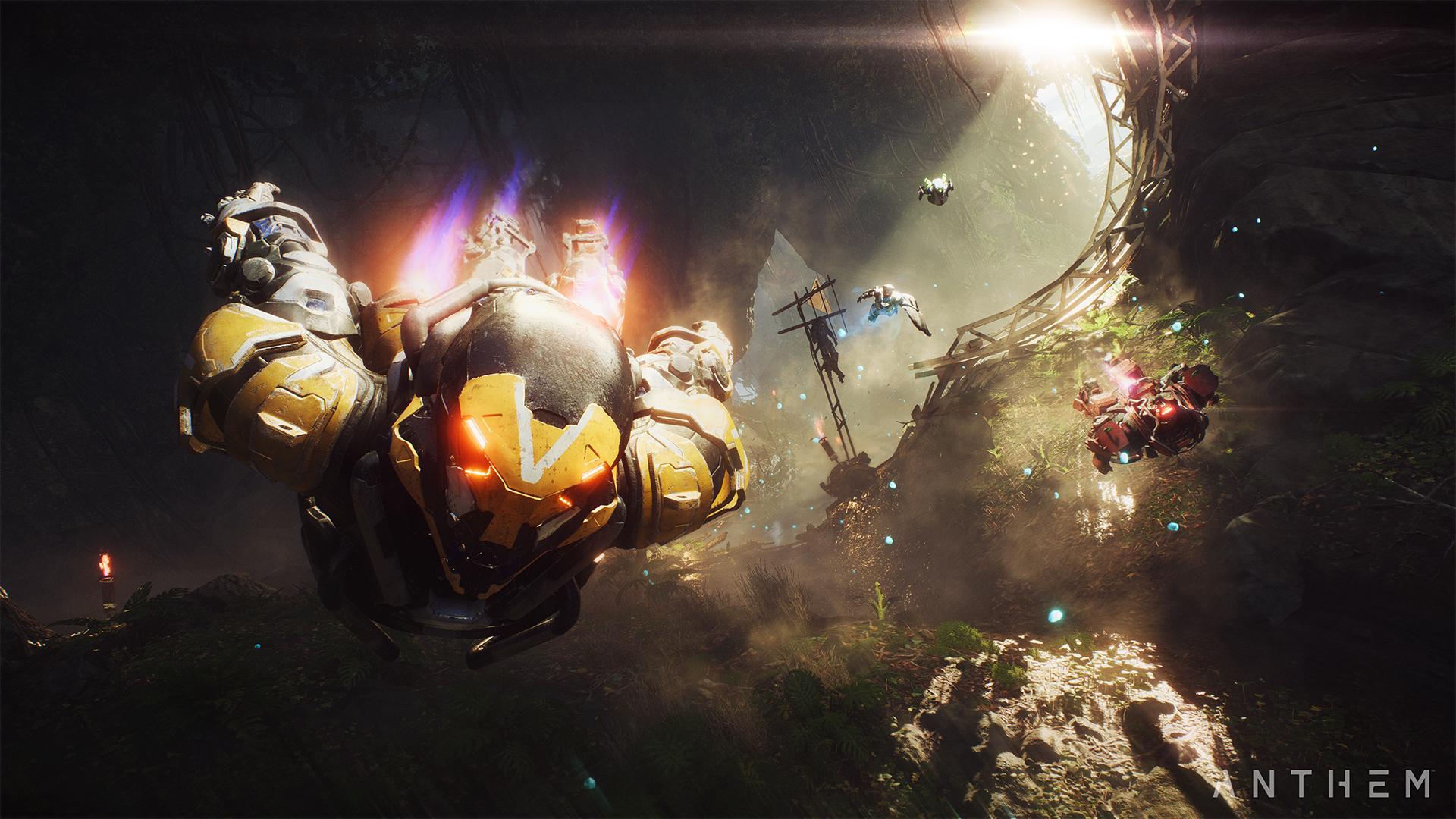 BioWare放弃《圣歌》季节性更新,未来将大修并翻新设计