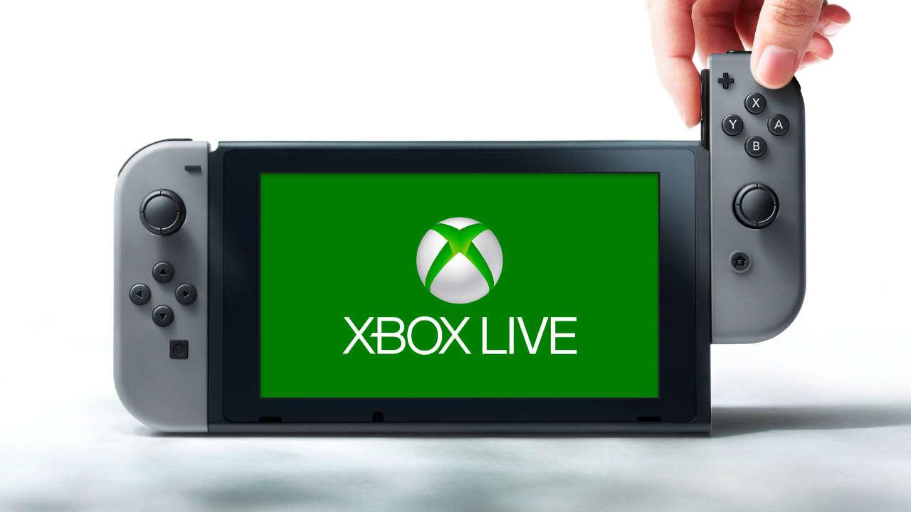 传闻:微软与任天堂将联手携Xbox服务和游戏登陆Switch