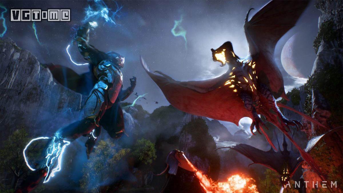 BioWare公布《圣歌》装备掉落与词条调整方案