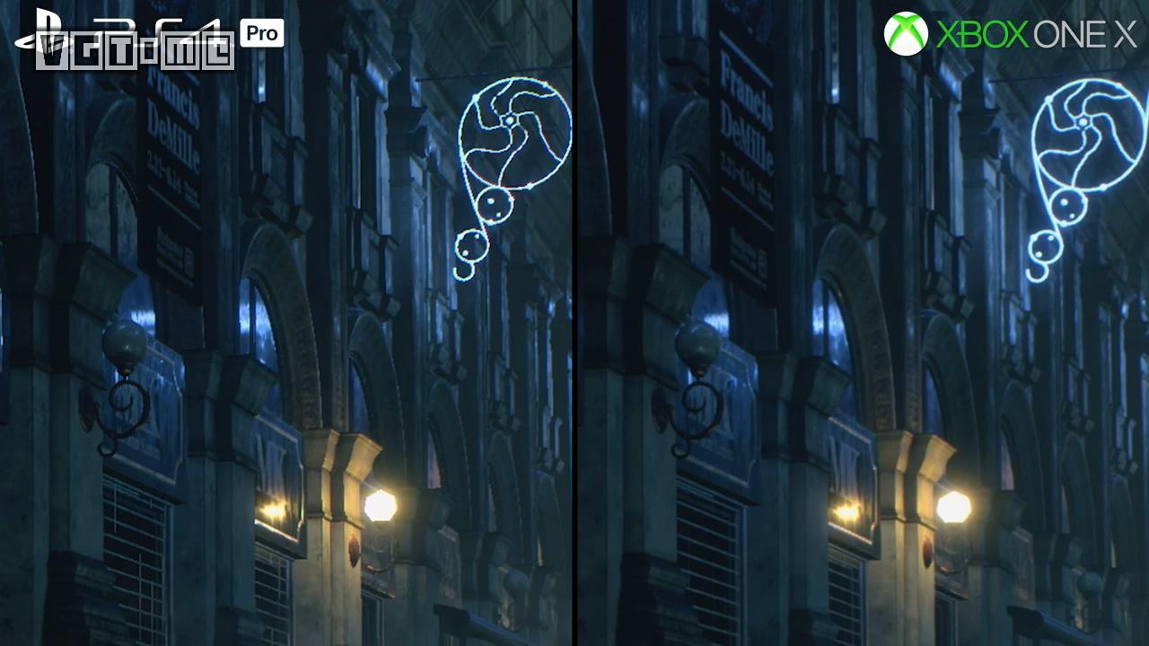 《鬼泣5》画面分析:融合尖端技术与优秀设计的好作品