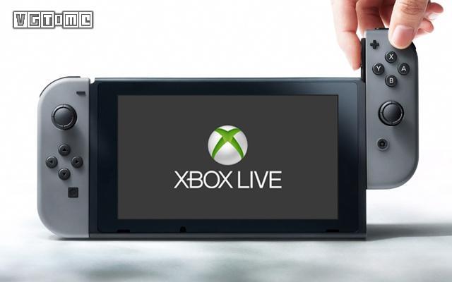 "微软:对于将Xbox Live带到Switch""没什么值得透露的"""