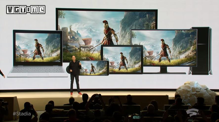 DF初评谷歌Stadia:延迟控制良好 画面还有提升空间