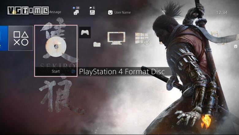 为庆祝游戏发售 美服PSN推出免费《只狼》动态主题