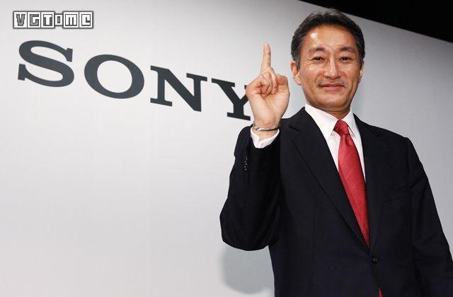 索尼会长平井一夫将于2019年6月卸任