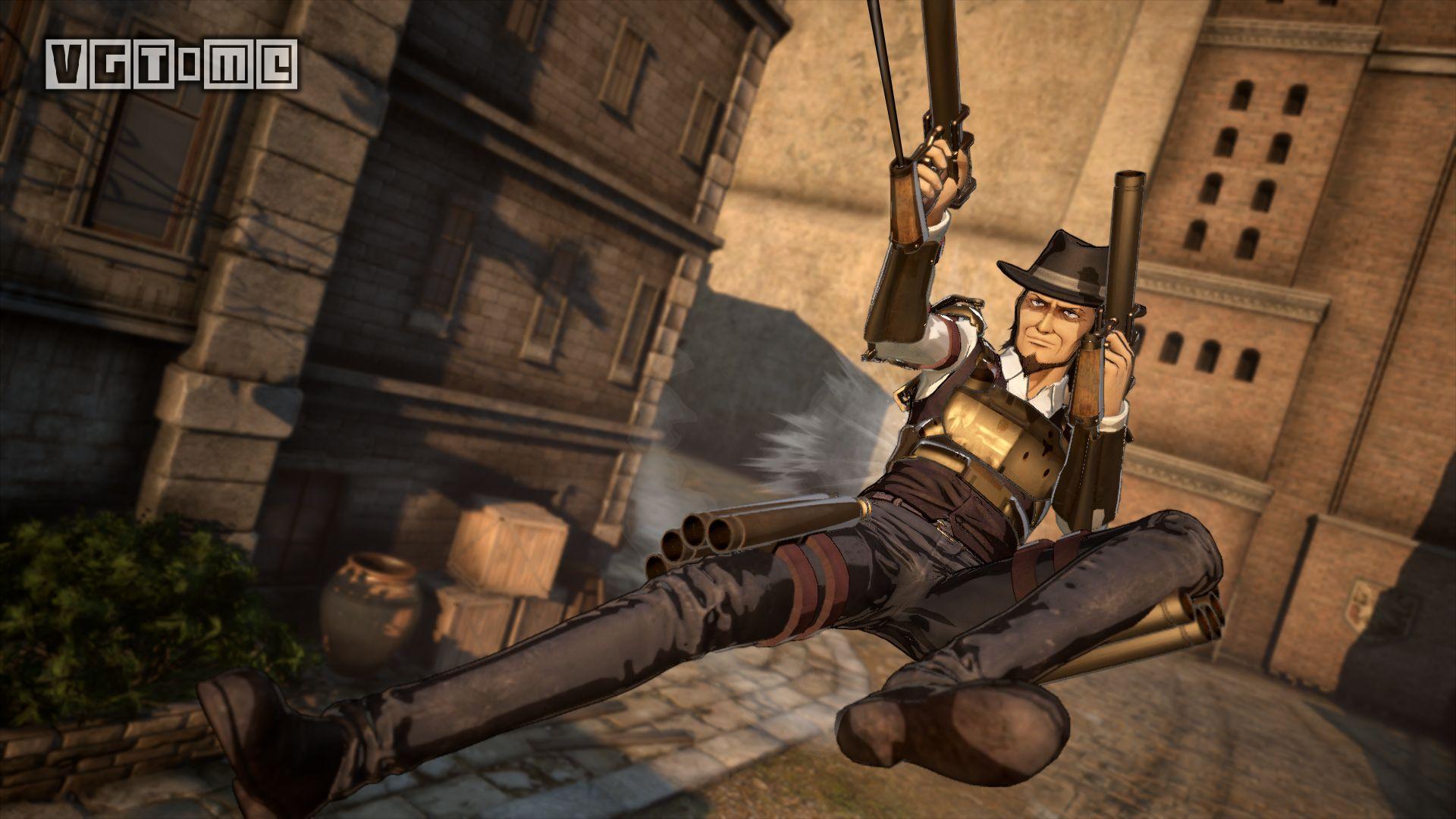 5名新可操作角色将加入《进击的巨人2 最终之战》