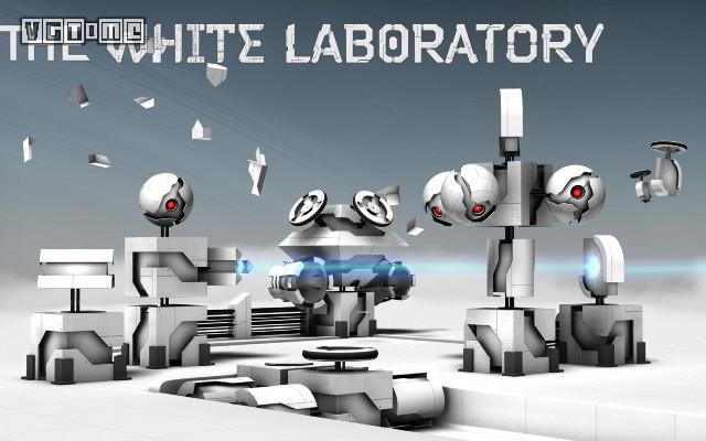 国产物理沙盒塔防《白色实验室》现已上线