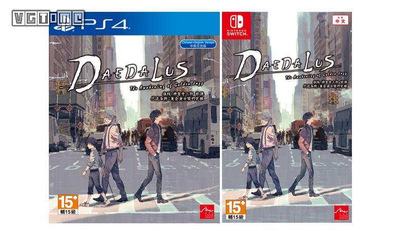 PS4/NS《代达罗斯 黄金爵士乐的觉醒》中文试玩版已上线