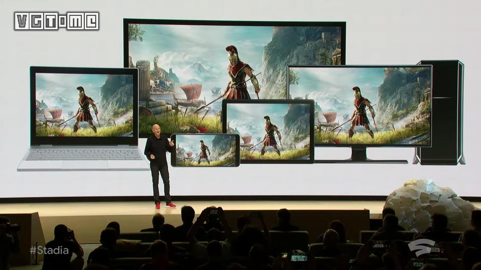 Xbox高管:谷歌云betway官网手机版虽有基础设施,但缺乏内容