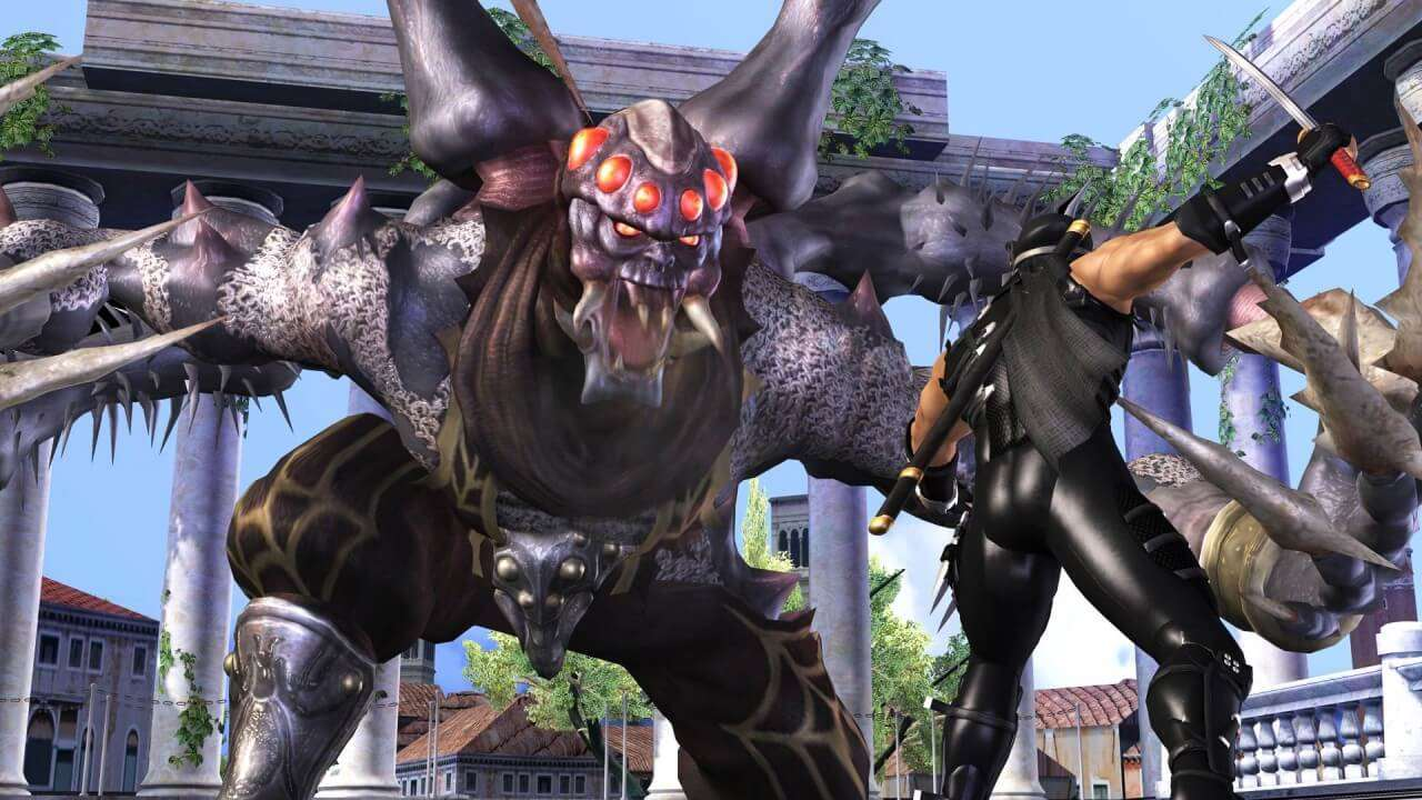 《忍者龙剑传2》加入Xbox向下兼容 支持X1X画面强化