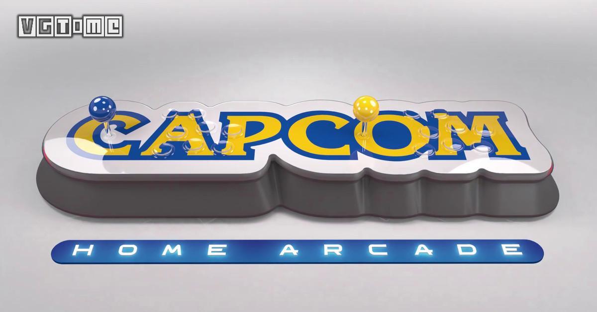 CAPCOM家用街机公布 内置16款经典betway官网手机版 即插即玩