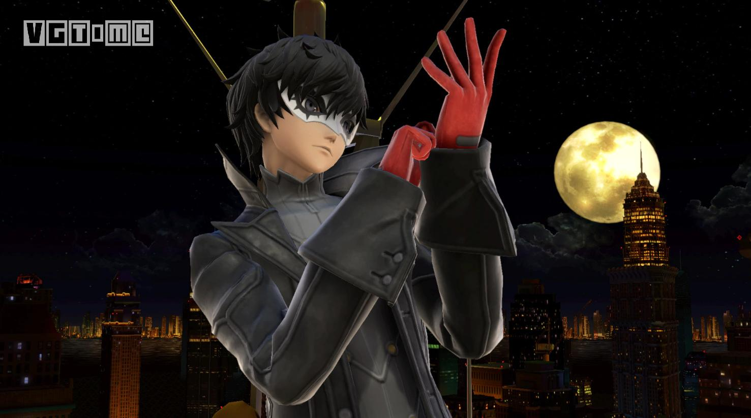 Joker will join Nintendo Star Fighting SP on April 18