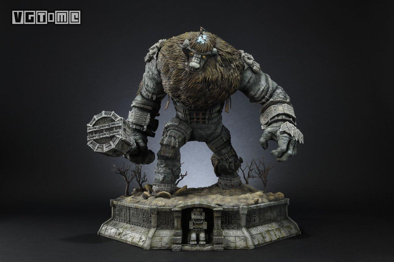 《旺达与巨像》「第一巨像」的超大模型现已开放预售