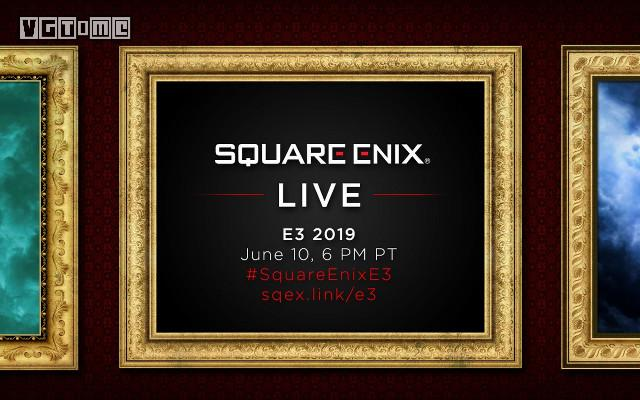 Square Enix will hold E3 live broadcast on June 11