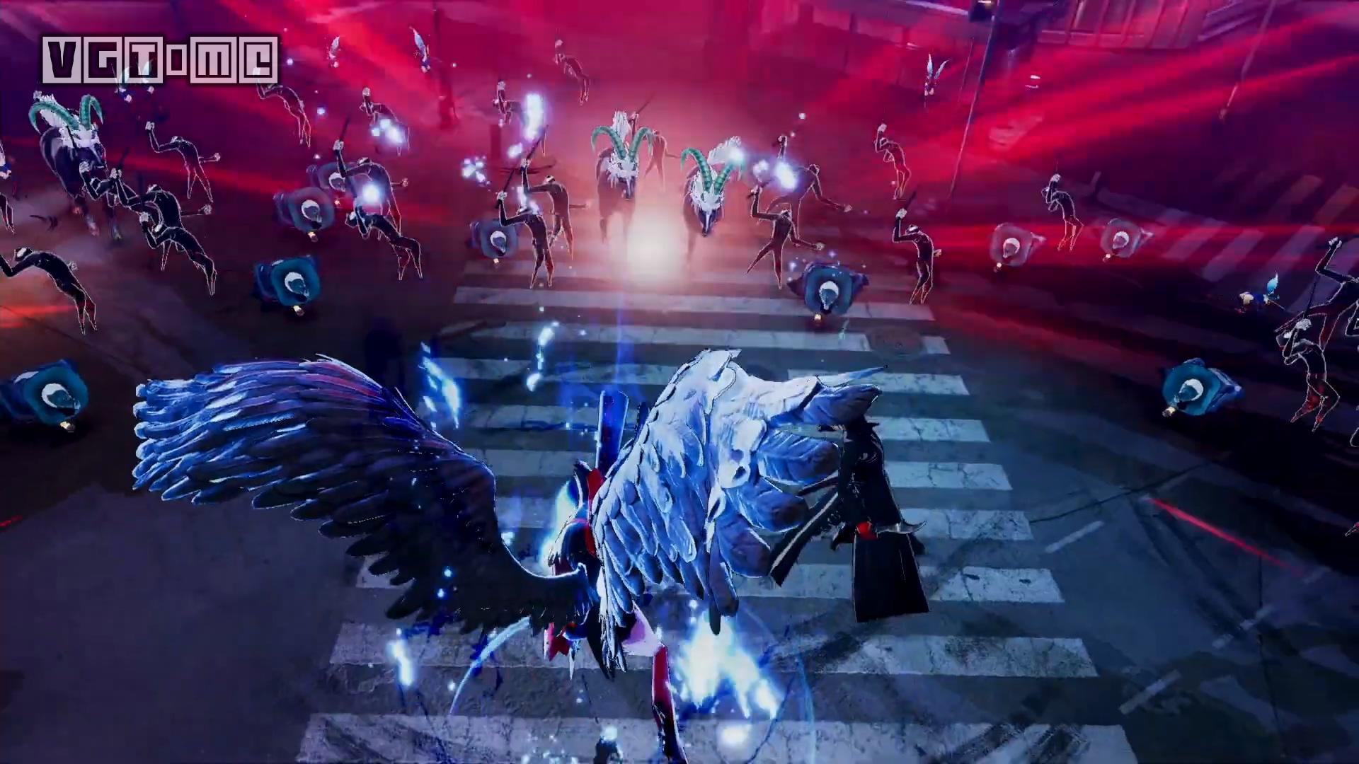 《女神异闻录5S》正式公开:无双类betway官网手机版 登陆PS4和Switch