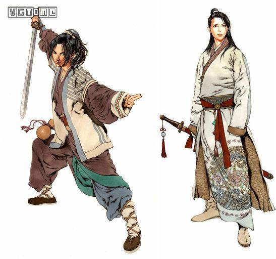 江湖远,庙堂高,从《只狼》开始聊武侠主角的两种身份