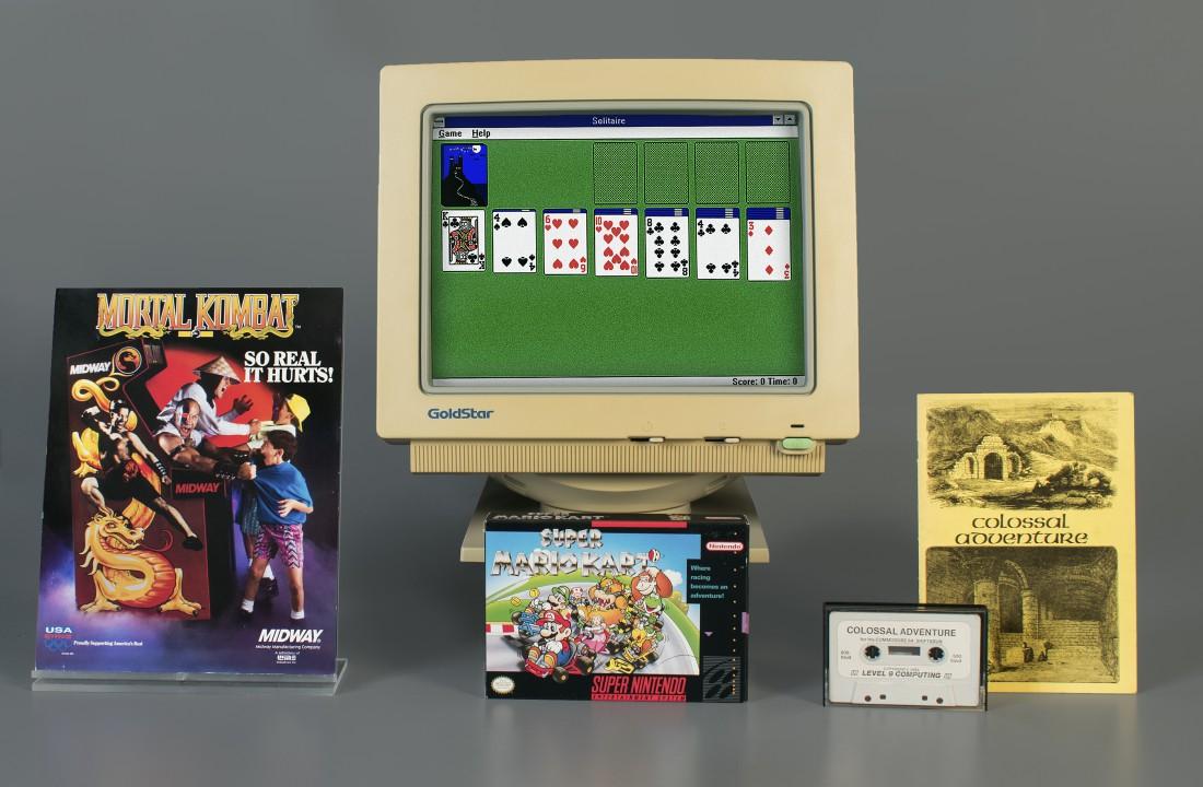 《微软纸牌》《马力欧赛车》等4款游戏入选世界电子游戏名人堂