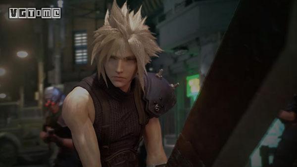 Square Enix暗示5月10日将公布《最终幻想7 重制版》新消息