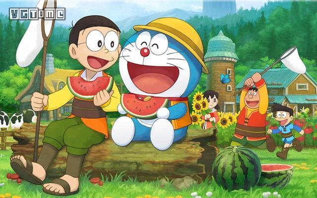 Switch《哆啦A梦 牧场物语》将推出试玩版