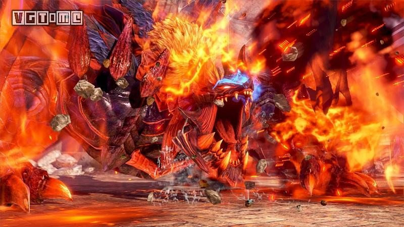 《噬神者3》今日推出1.3更新,Switch版试玩即将推出