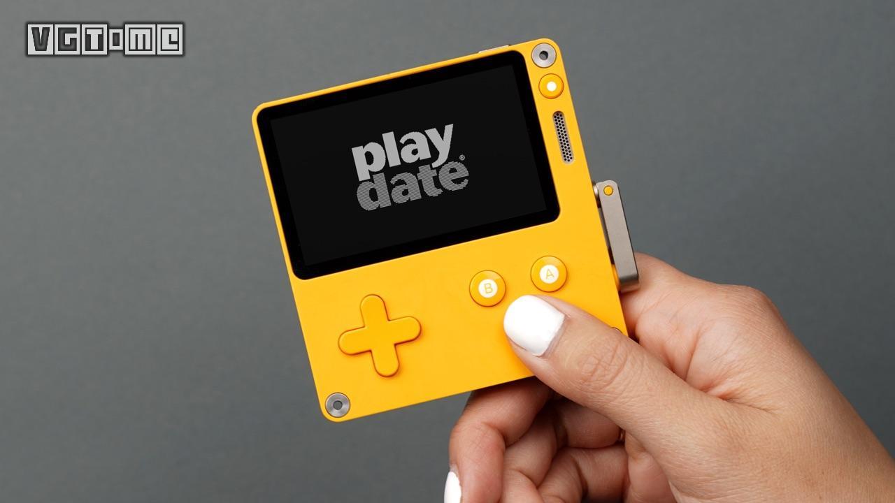 全新掌机「Playdate」公布,它的玩法有点另类