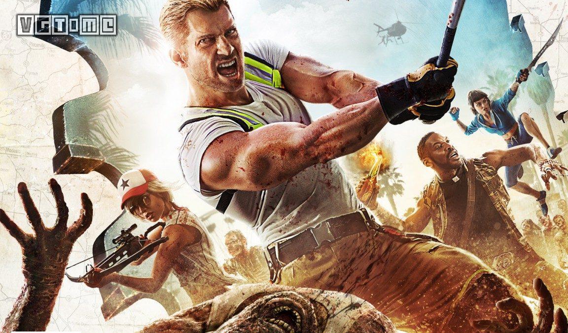 THQ官方确认《死亡岛2》还在开发中