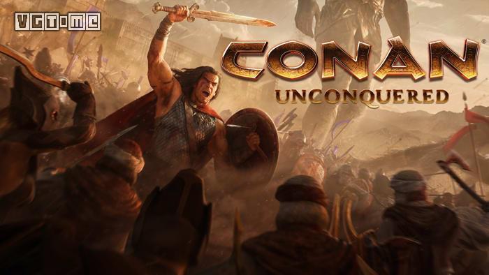 即时策略游戏《不屈者柯南》将于5月29日发售