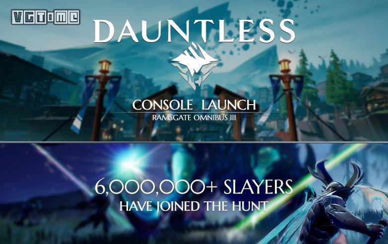 《无畏》玩家数达600万 近六成组队是跨平台联机