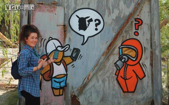 切尔诺贝利、波黑雷区:禁区背后的宝可梦玩家