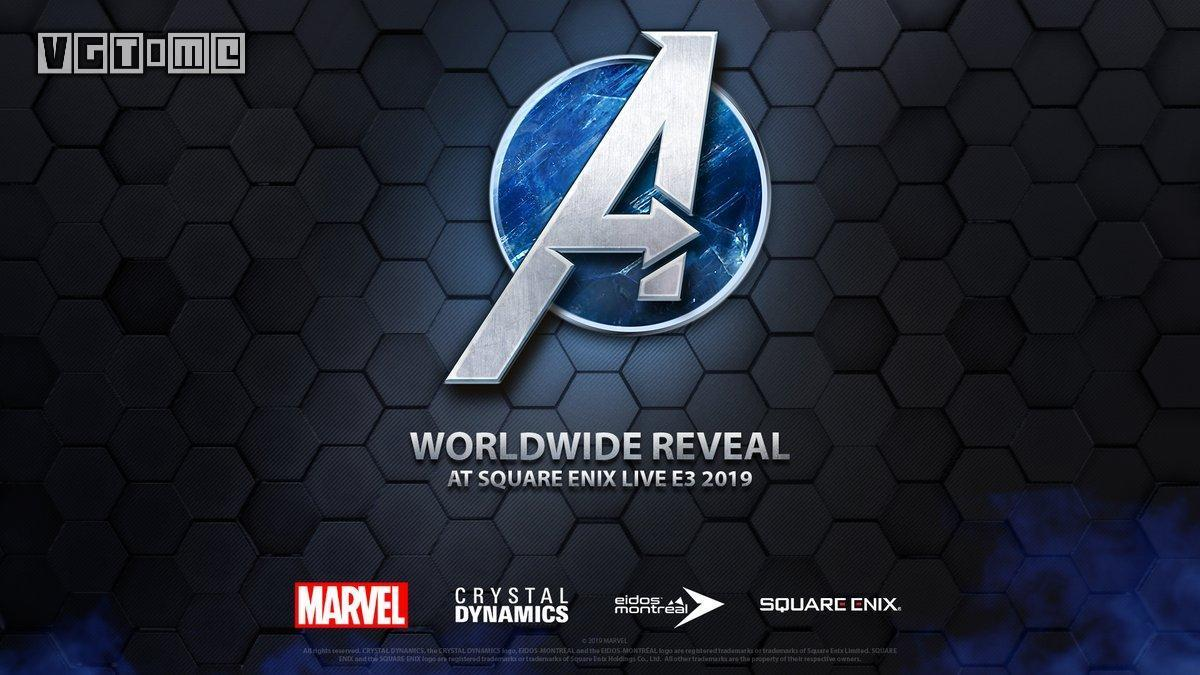 Square Enix《复仇者联盟》项目确定?#26009;?#20170;年E3