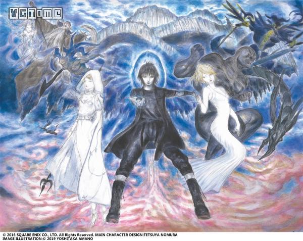 《最終幻想15》衍生移動游戲計劃在2020上半年公布新預告