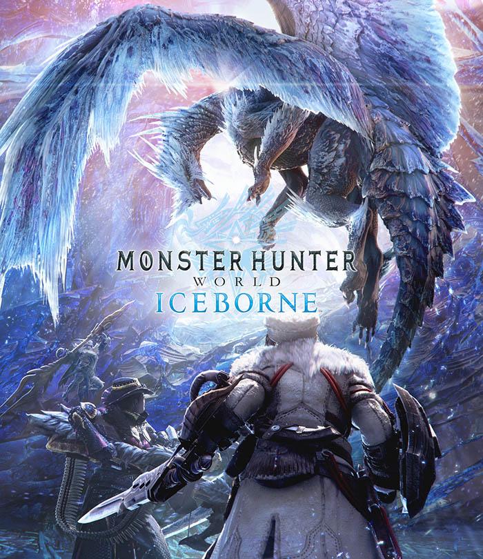 《怪物猎人 世界:冰原》新预告:碎龙亮相,新古龙登场